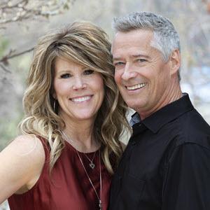 Bonnie Vincent and Steve Vincent